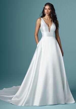 Maggie Sottero RAVEN MARIE A-Line Wedding Dress