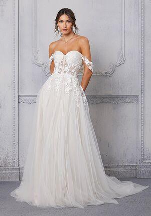 Morilee by Madeline Gardner/Blu Chloe A-Line Wedding Dress