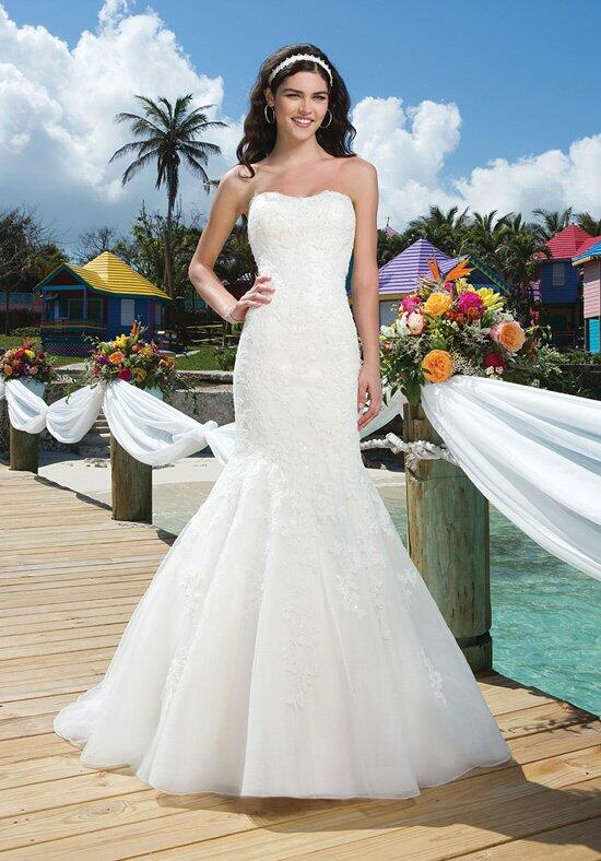 Sincerity Bridal 3776 Wedding Dress photo