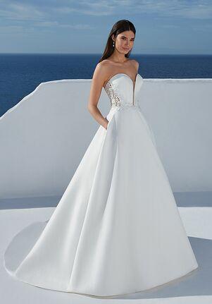 Justin Alexander Blake Ball Gown Wedding Dress