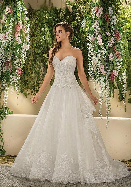 Jasmine Collection F181010 Wedding Dress photo