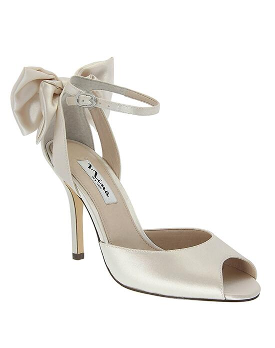 Nina Bridal Mileena_Ivory Wedding Shoes photo
