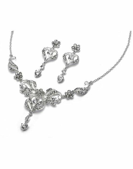 USABride Rhinestone Splendor Jewelry Set Wedding Necklaces photo