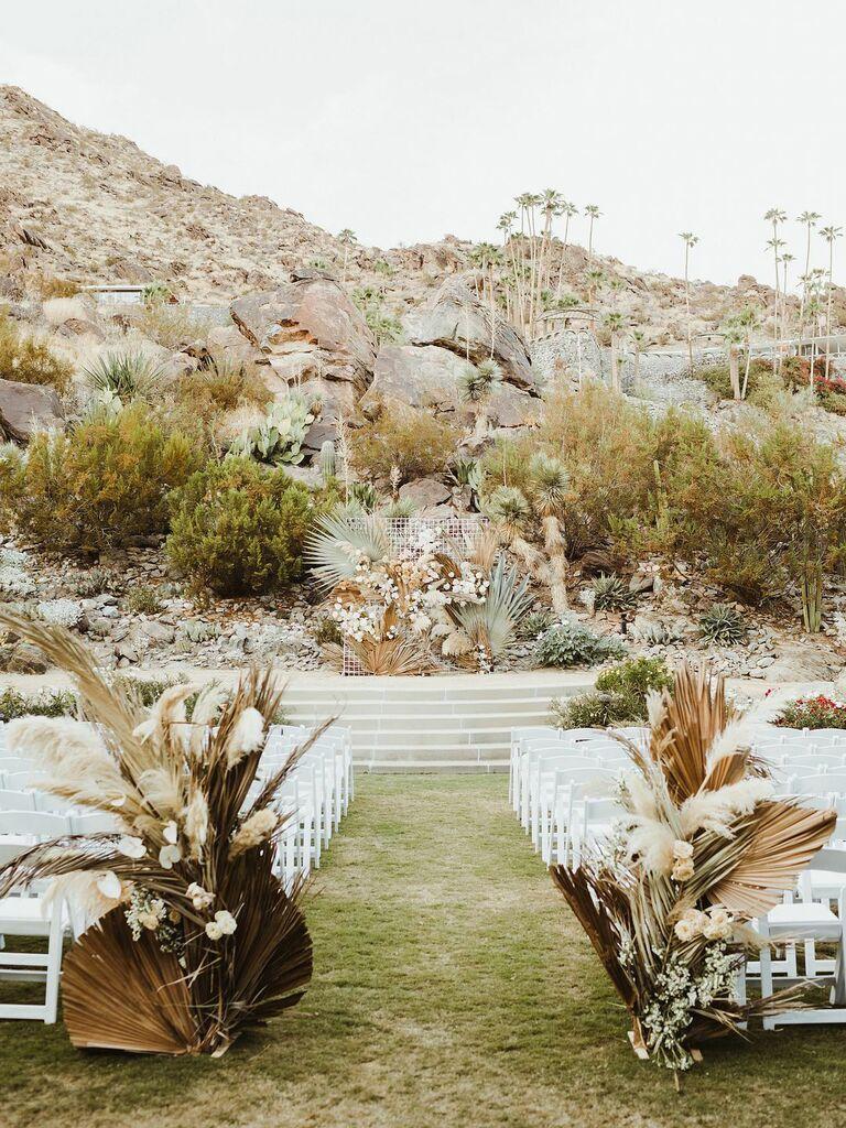 outdoor wedding venues colony29 in california