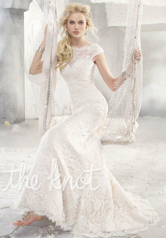 Alvina Valenta 9258 Wedding Dress photo
