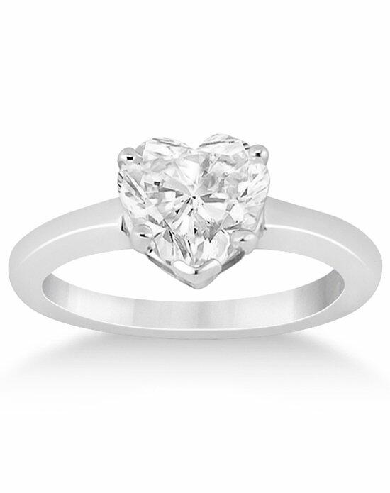 Allurez - Customized Rings U4137 Engagement Ring photo