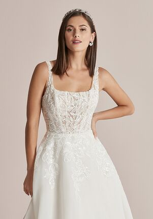 Justin Alexander Charlotte A-Line Wedding Dress