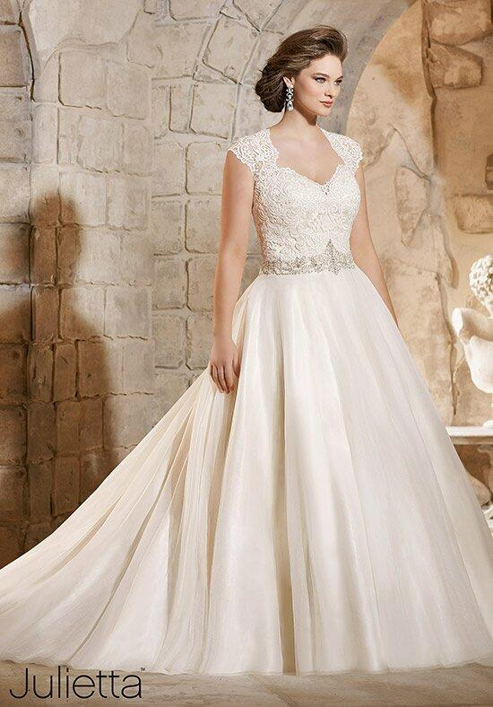 Julietta by Madeline Gardner 3185 Wedding Dress photo