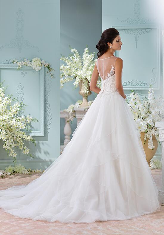 David tutera for mon cheri 116221 adena wedding dress for Mon cheri wedding dress prices