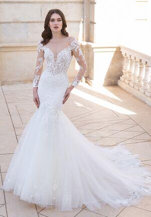 ÉLYSÉE Savannah Mermaid Wedding Dress