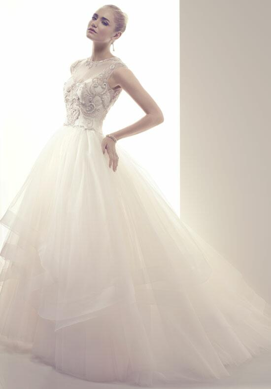 Amaré Couture by Crystal Richard B075 Wedding Dress photo