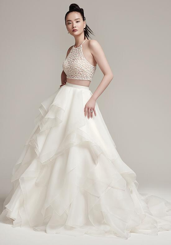 Sottero and Midgley Jude bodice/Blythe skirt Wedding Dress photo