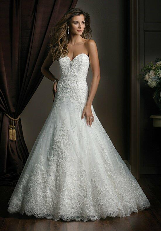 Jasmine Couture T172021 Wedding Dress photo