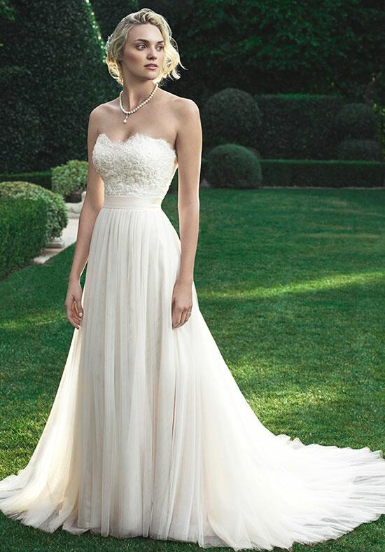 Casablanca Bridal 2205 Wedding Dress photo
