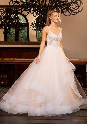 Casablanca Bridal 2384 Elise Ball Gown Wedding Dress