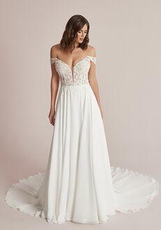 Justin Alexander Carina A-Line Wedding Dress