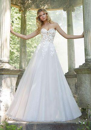 Morilee by Madeline Gardner Pierette Ball Gown Wedding Dress
