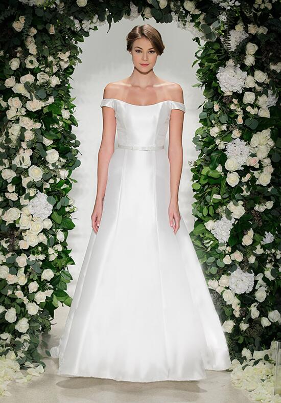 Anne Barge Winterthur Wedding Dress photo