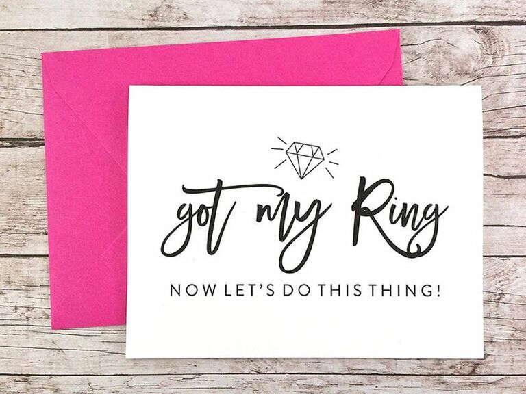 rhyming funny bridesmaid proposal card