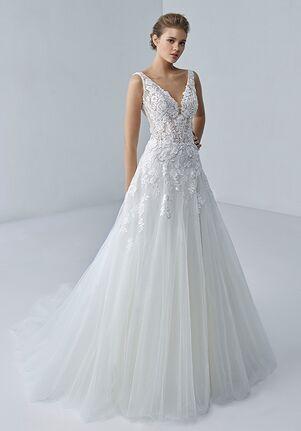 ÉTOILE ALAINA A-Line Wedding Dress