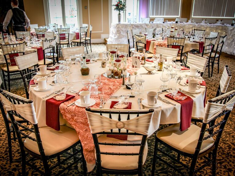 Buffalo wedding venue in West Seneca, New York.