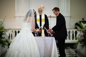 Cara and Jeremy's Traditional Ceremony
