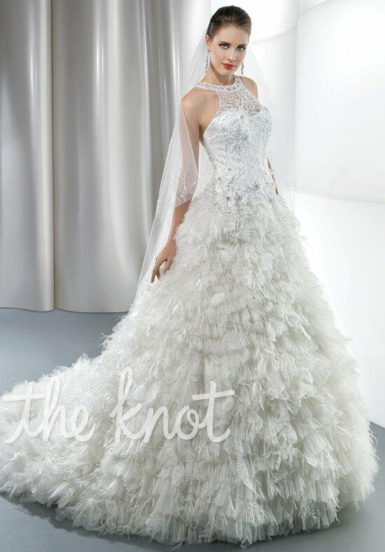 Demetrios 535 Wedding Dress photo
