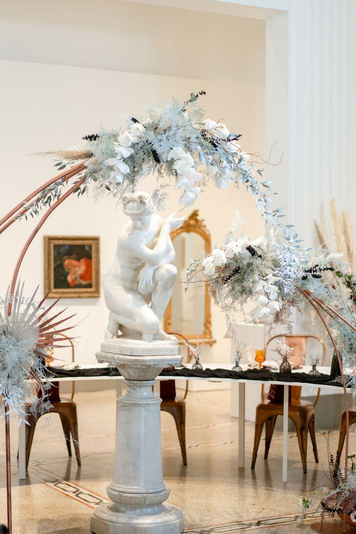 Art-Filled Reception at the Everhart Museum in Scranton, Pennsylvania