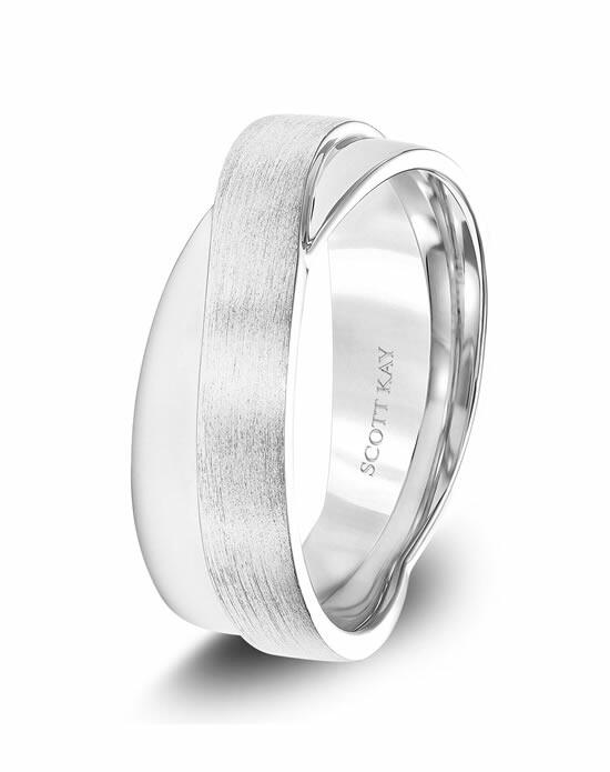 Scott Kay G4047C8 Wedding Ring photo