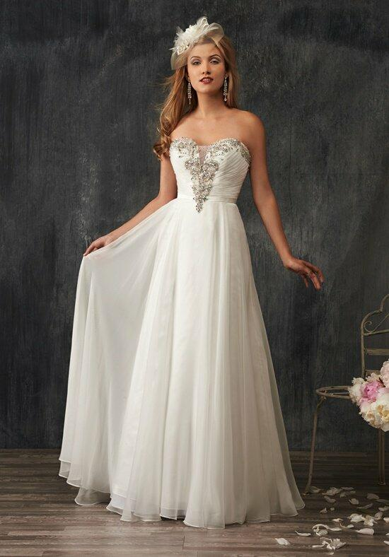 1 Wedding by Mary's Bridal 2589 Wedding Dress photo