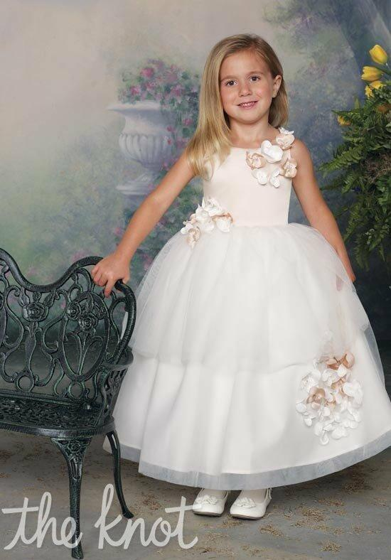 Joan Calabrese by Mon Cheri 112301 Flower Girl Dress photo