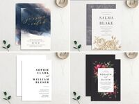 Your Dream Wedding Invitation, Based on Your Zodiac Sign