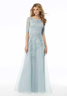 MGNY 72122 Blue,Pink Mother Of The Bride Dress