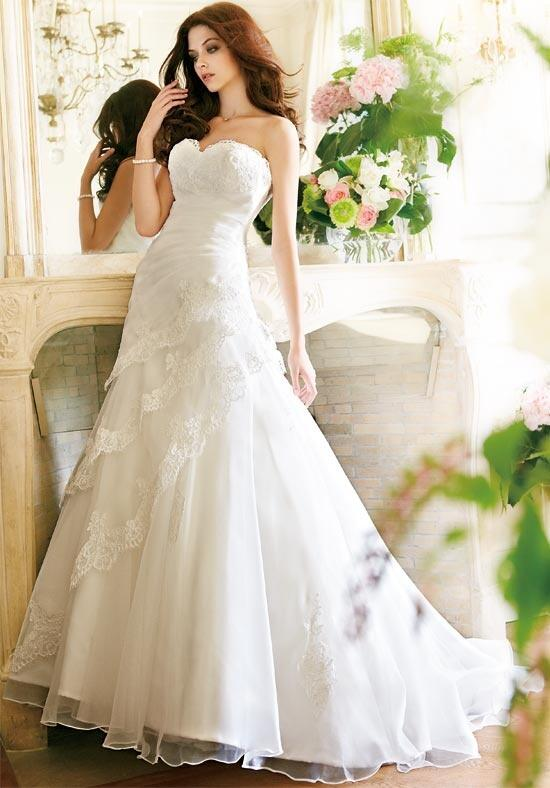 Jasmine Collection F151019 Wedding Dress photo