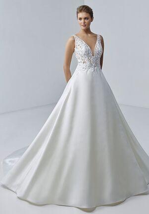 ÉTOILE BETTE A-Line Wedding Dress