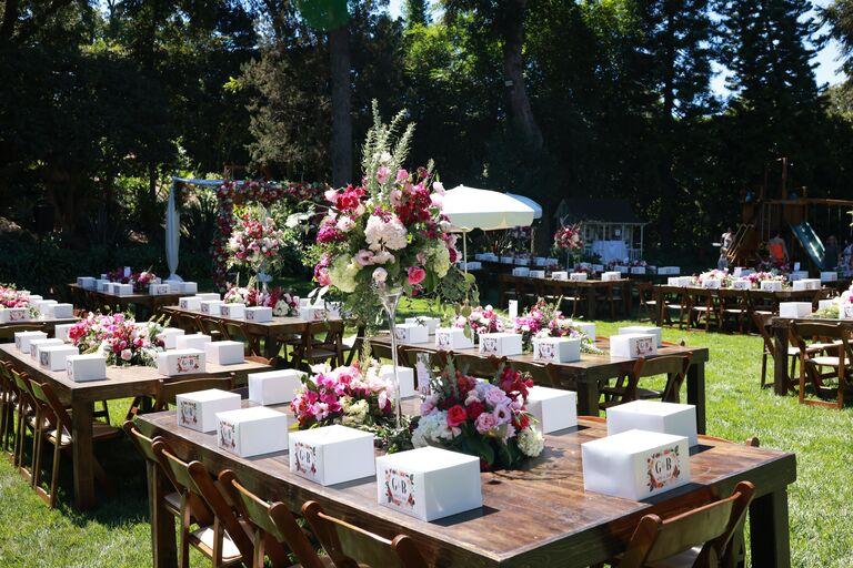 garrett clayton wedding picnic