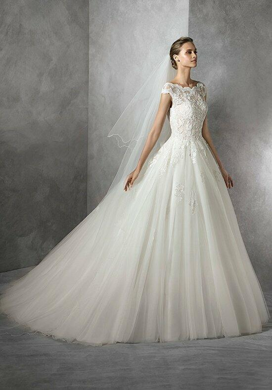 PRONOVIAS TAMIRA Wedding Dress photo