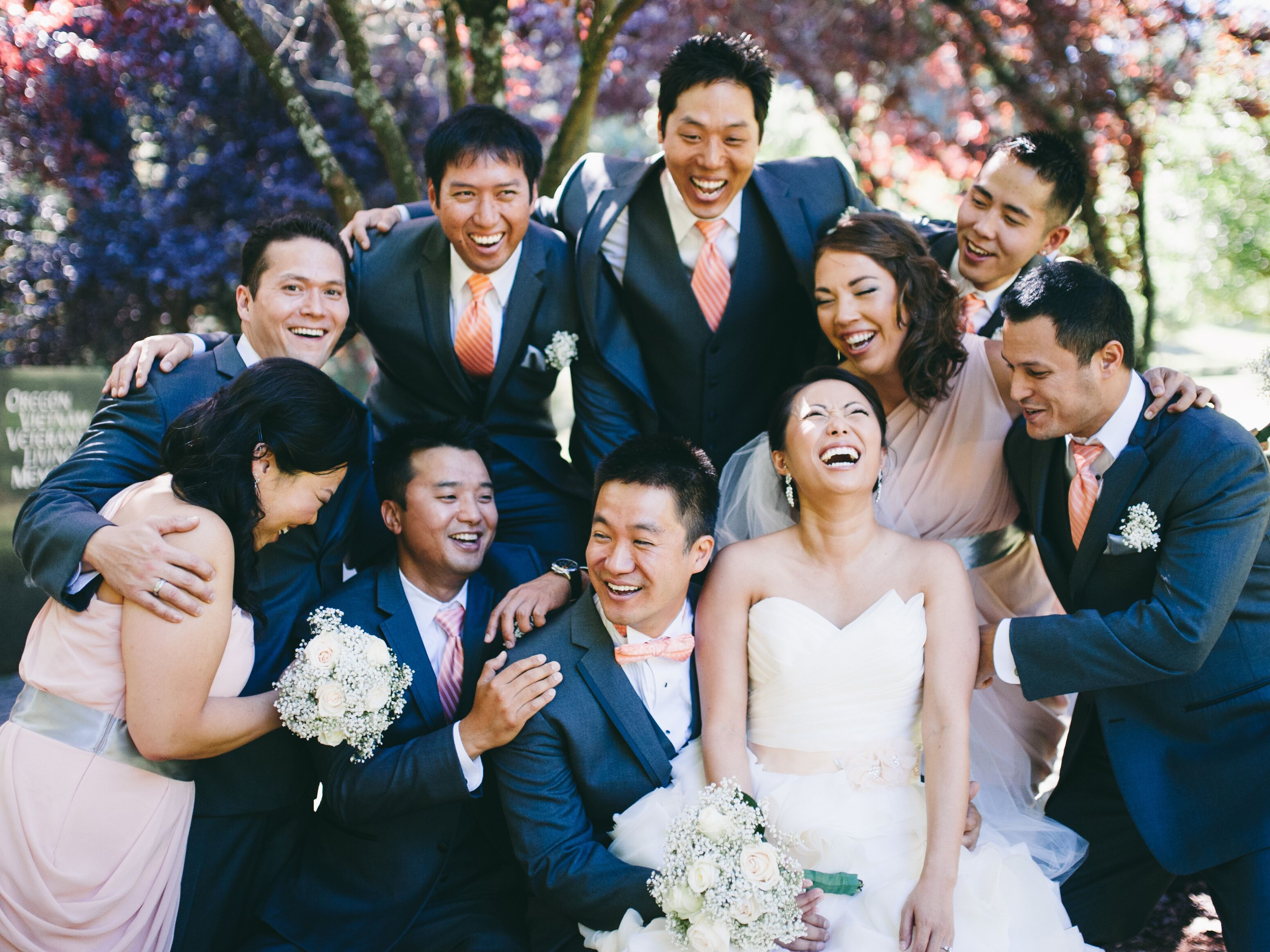 Is It Okay To Have An Uneven Wedding Party