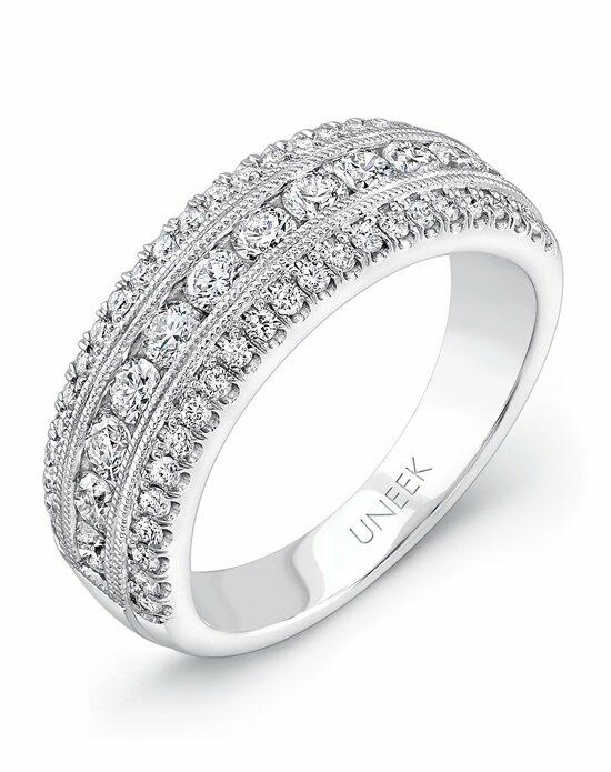 Uneek Fine Jewelry UWB023 Wedding Ring photo