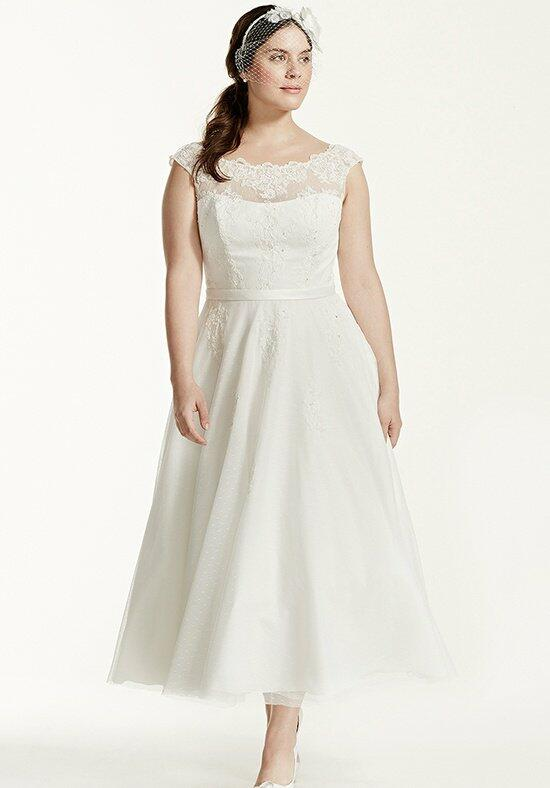 David's Bridal David's Bridal Woman Style 9WG3721 Wedding Dress photo
