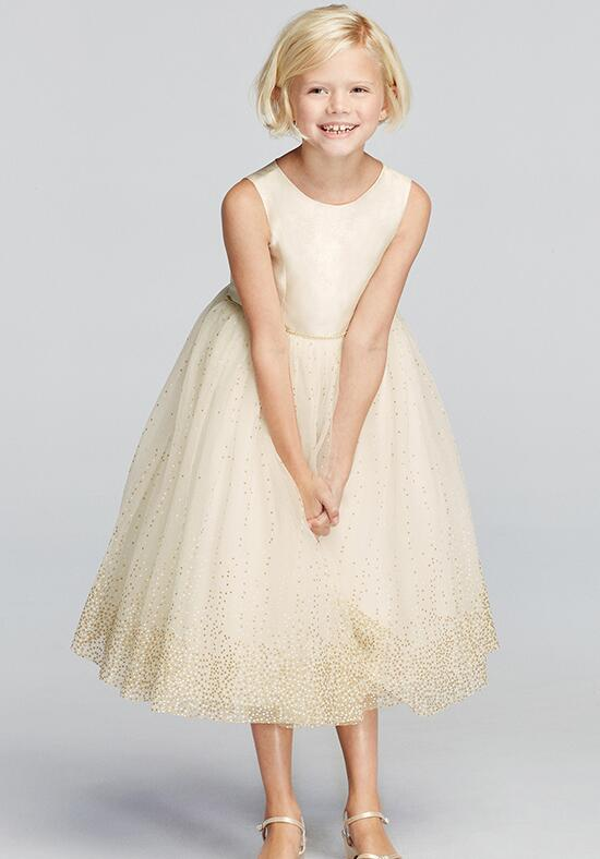David's Bridal Juniors OP217 Flower Girl Dress photo