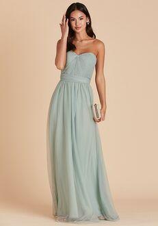 Birdy Grey Christina Convertible Dress in Sage Sweetheart Bridesmaid Dress