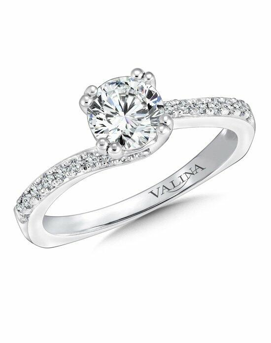 Valina R9622W Engagement Ring photo