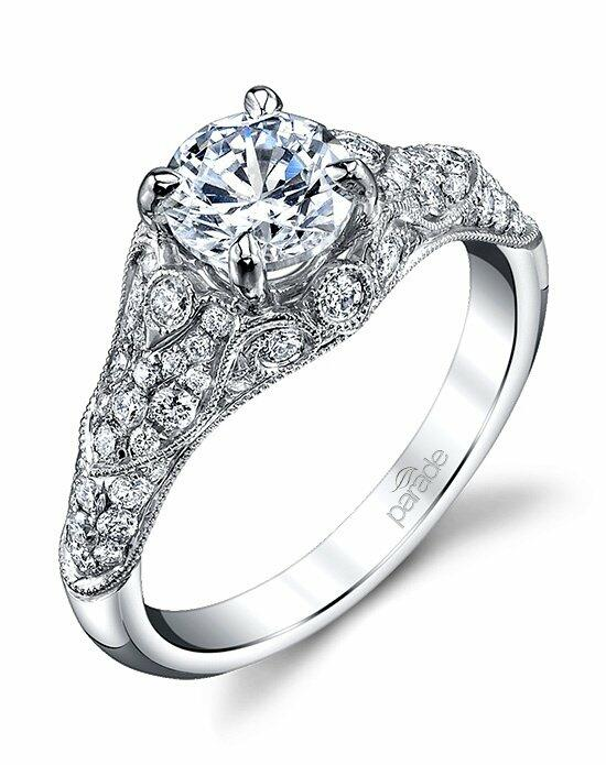 Parade Design Style R3553 from the Hera Collection Engagement Ring photo