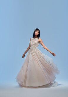 Lazaro Amira/32009 Ball Gown Wedding Dress