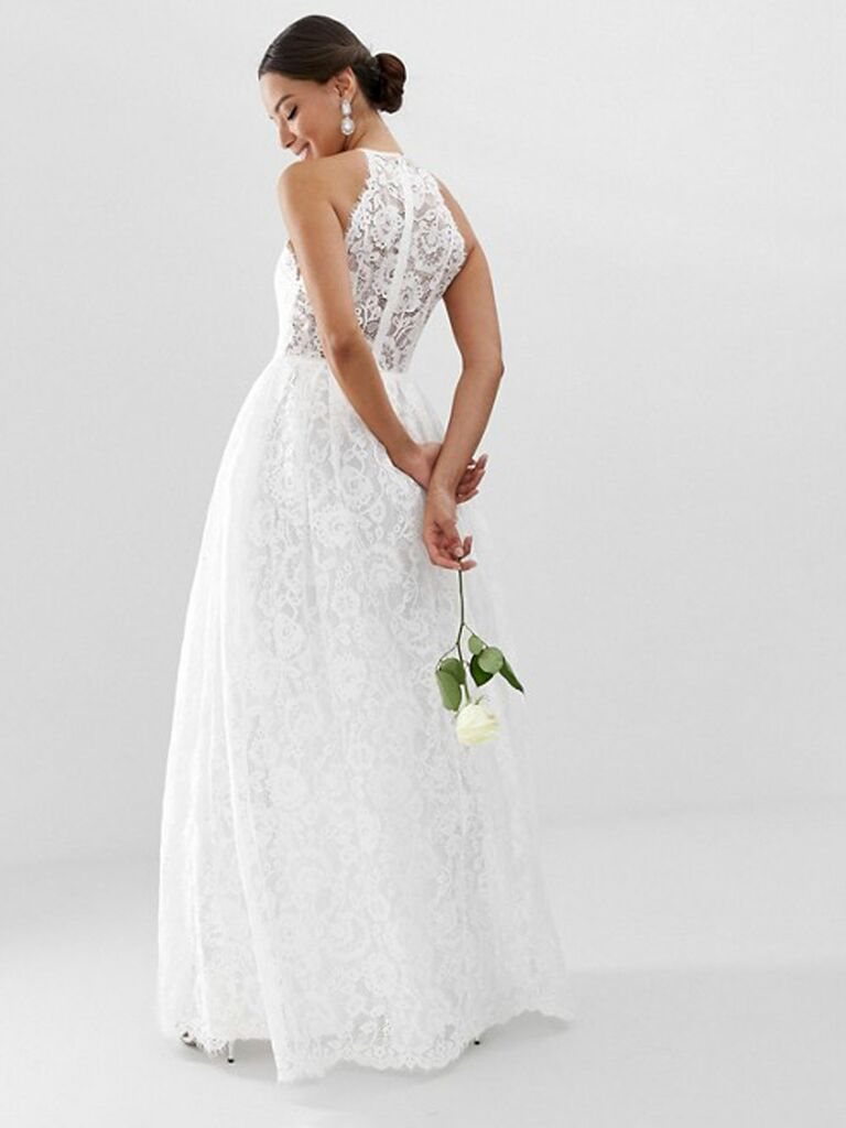 18 Destination Wedding Dresses For the Beach & Other Locales