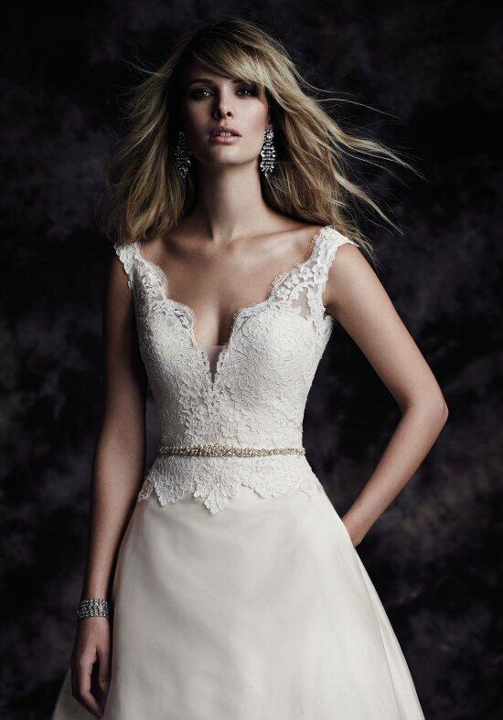 Paloma Blanca 4613 Wedding Dress photo
