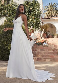 Beloved by Casablanca Bridal BL338 Tallulah A-Line Wedding Dress