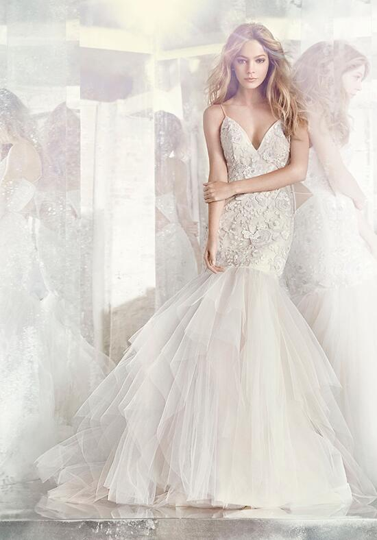 Hayley Paige 6610 Honor Wedding Dress photo
