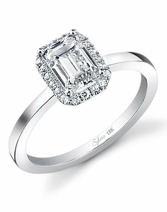 Sylvie Collection SY293 Engagement Ring photo